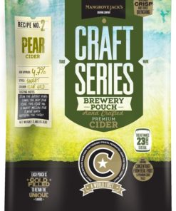 Pear Cider Pouch (No. 2)