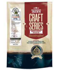 American IPA Pouch (No.15) Mangrove Jack's
