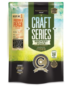 Passion & Peach Cider Pouch (No. 5)