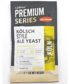 LalBrew Kølsch Style Yeast 11g