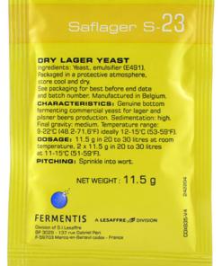 Saflager S-23, 11,5 gr