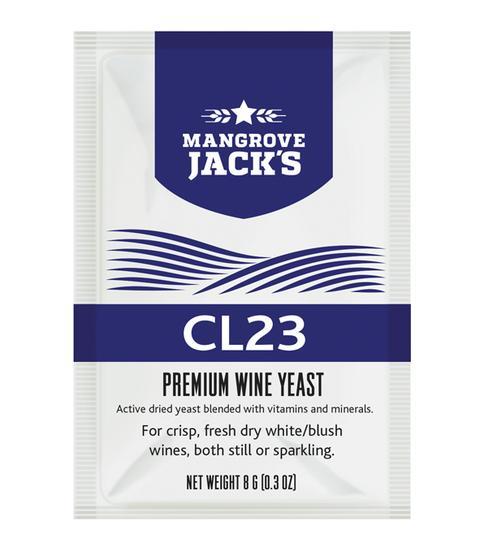 Premium Wine Yeast CL23 Mangrove Jack's