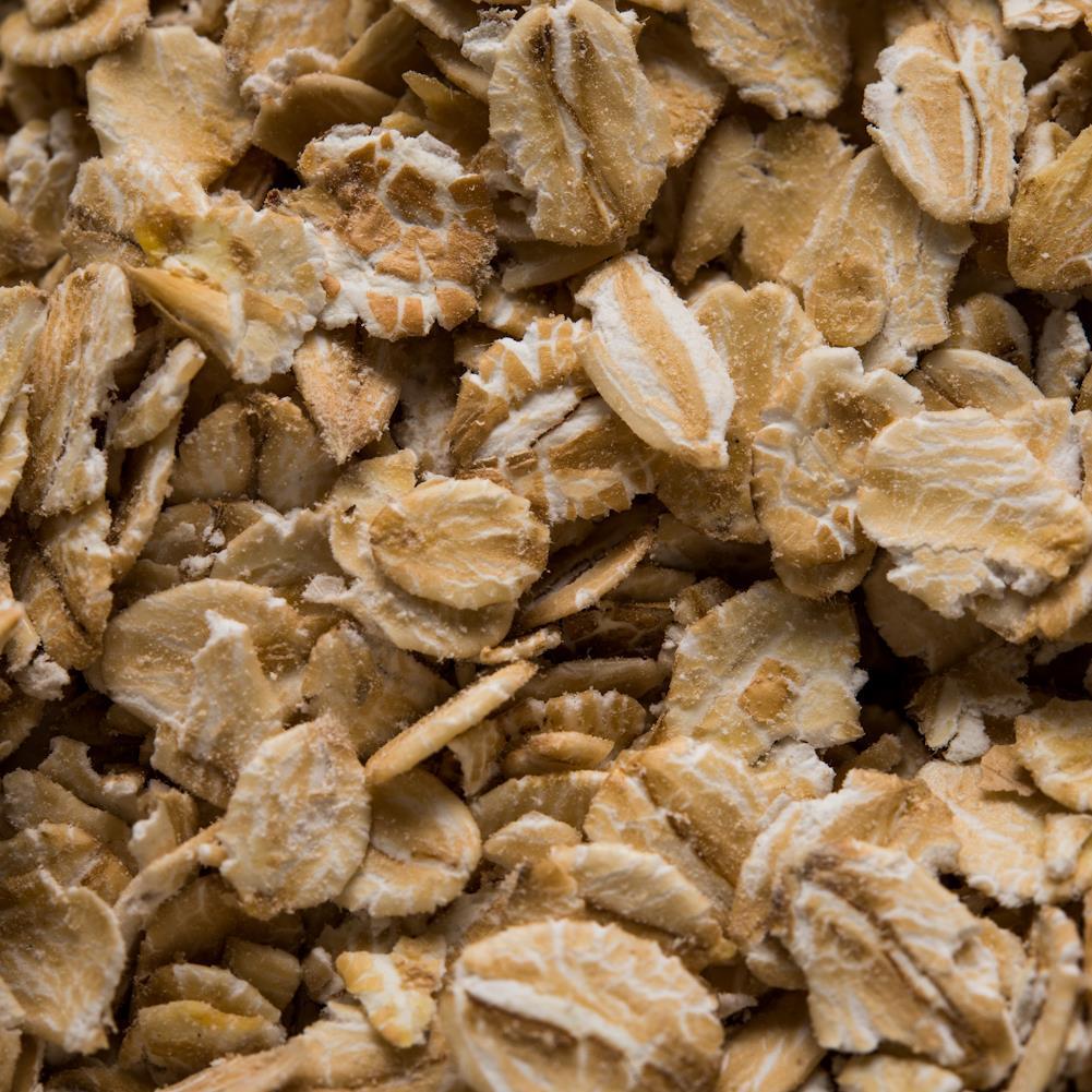 Flaked oats havreflak