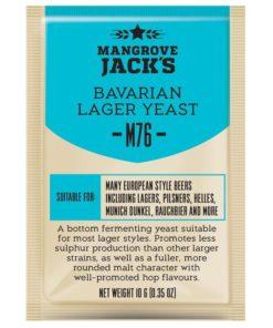 Bavarian Lager M76