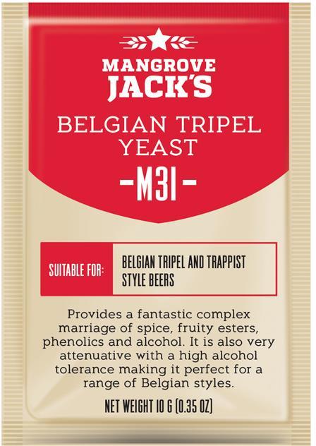 Belgian Tripel M31