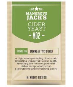 Cider gjær M02 Mangrove Jack's