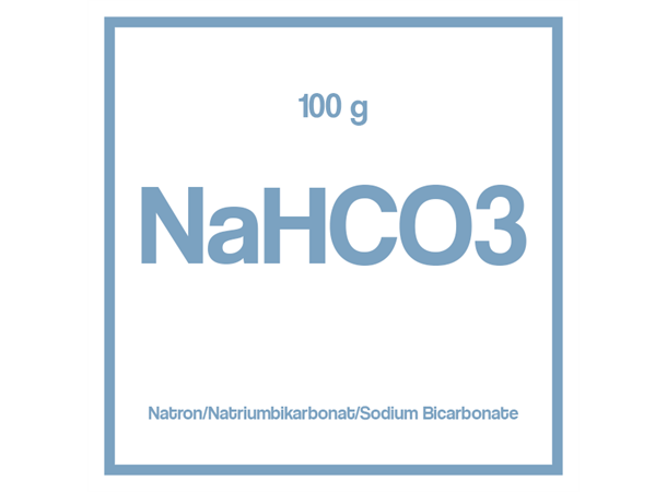 Natrium bikarbonat NaHCO3 (Natron) 100 g