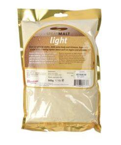 Spraymalt, lys, 0,5kg