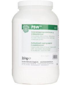 PBW 3,6 kg