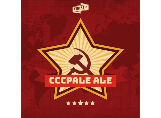 CCC Pale Ale Finest
