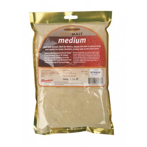 Spraymalt medium 0,5 kg