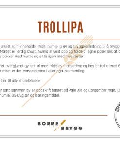 Ølsett 25l Troll IPA
