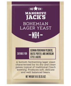 Bohemia Lager M84
