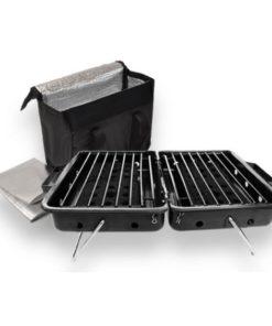 Barbeco Minigrill - Startsett