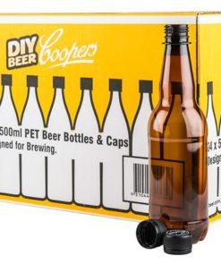 Flaske PET 0,5 l Coopers 24 stk