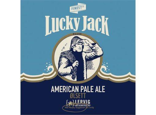 Lervig Lucky Jack ferdigsett