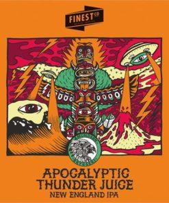 Amundsen Apocalyptic Thunder juice Neipa Finest
