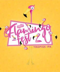 Flamingofest 2- Tropisk IPA