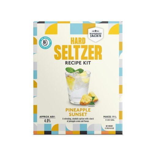 Hard Selzer Pineapple