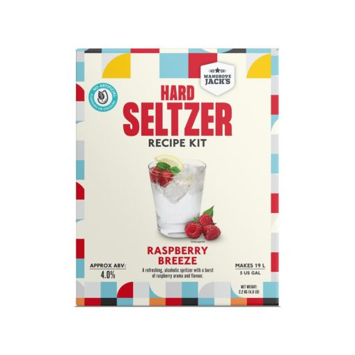 Hard Selzer Raspberry