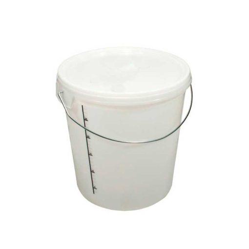 Gjæringskar 30 liter med lokk