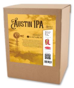 Austin IPA allgrain ølsett