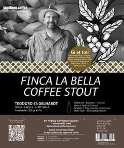Finca La Bella Coffee Stout