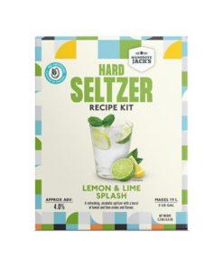 Hard Seltzer Lemon Lime