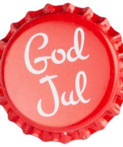 Kronkork God Jul 26mm (100 stk)