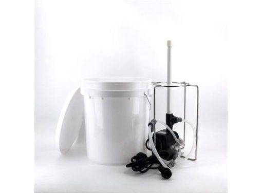 Keg Washer Bucket Blaster