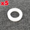 5-pack Pakning til 34mm Cam Lock kobling