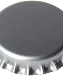 Kronkorker sølv 1000 stk 29mm