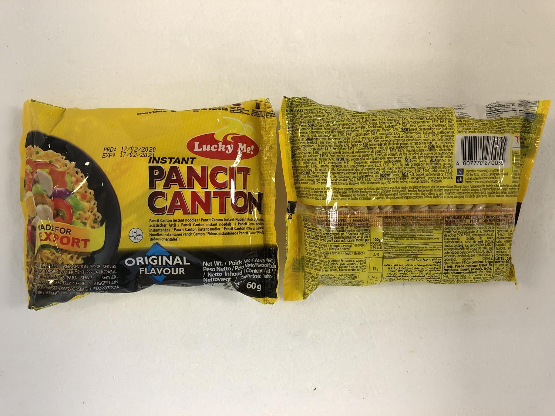 'LUCKY ME! Pancit Canton Original 60g