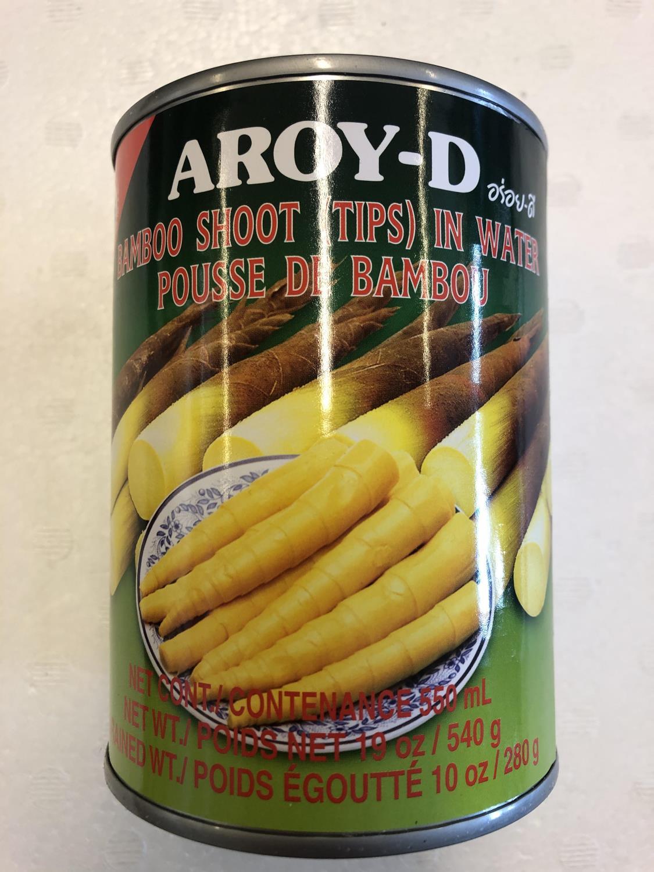 'AROY-D Bamboo Shoot Tip 540gr