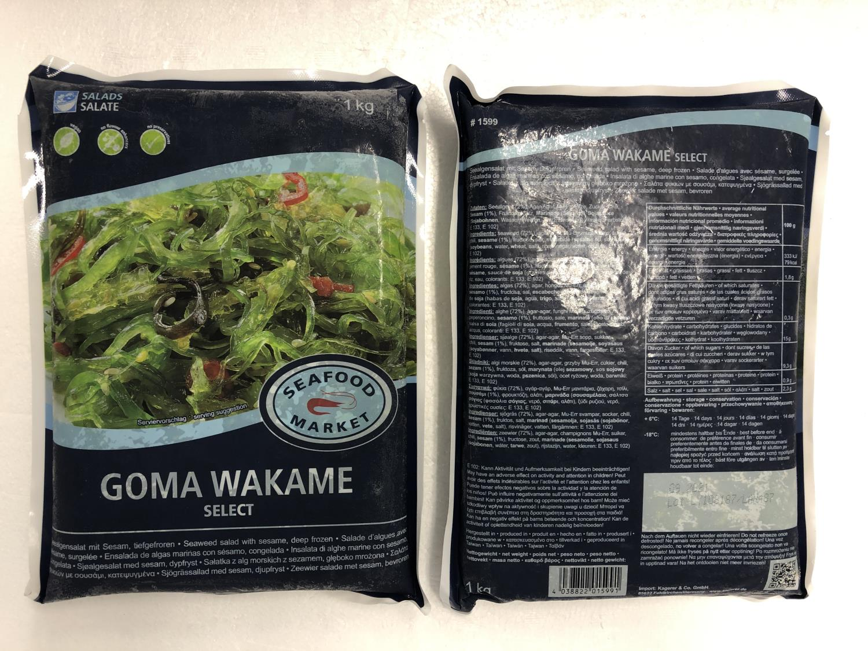 SEAFOOD MARKET Goma Wakame 1kg å
