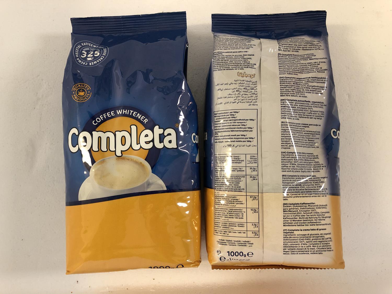 'COMPLETA Coffee Whitener 1kg