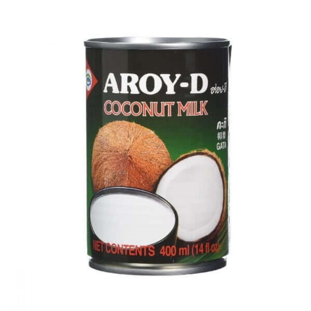 AROY-D COCONUT MILK 400ML å