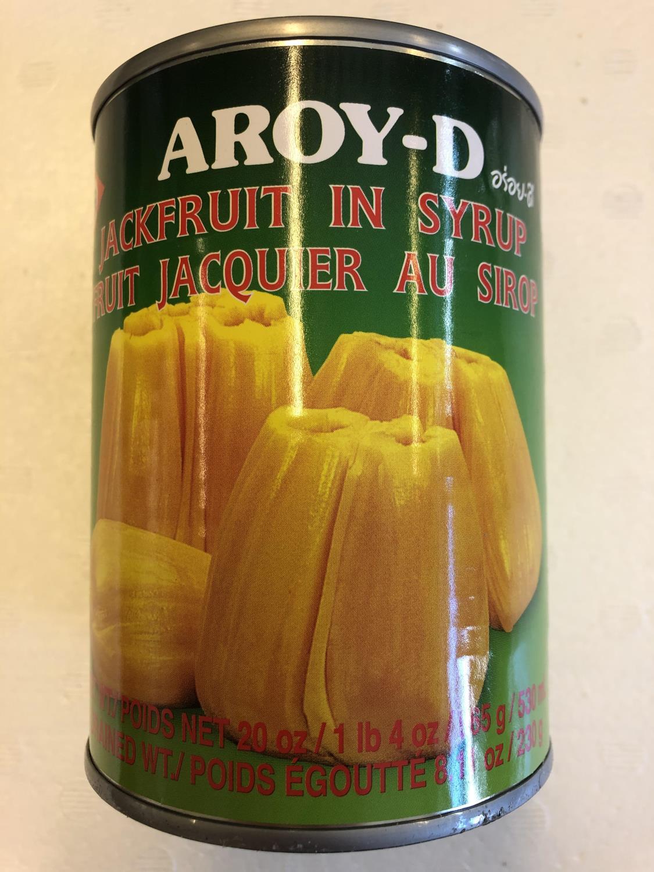 'AROY-D Jackfruit in Syrup 565gr