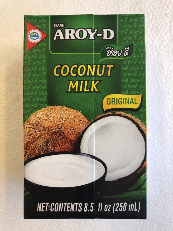 'AROY-D Coconut Milk 250 ML å