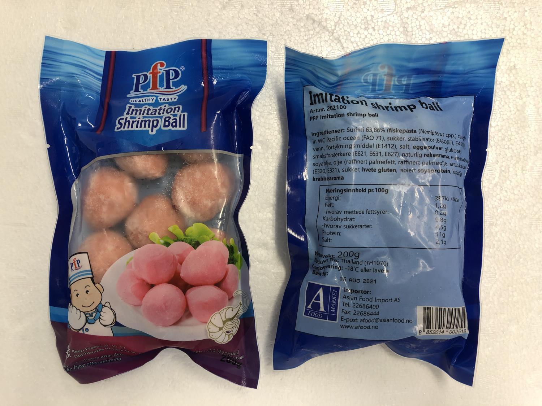 PFP Imitation Shrimp Ball 200gr å
