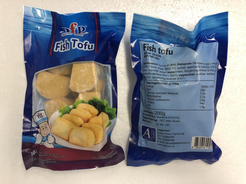 'PFP Fish Tofu 200g