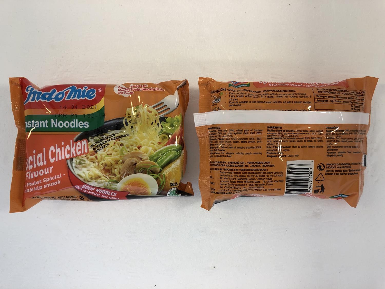 'INDOMIE Instant Noodle Special Chicken 75g