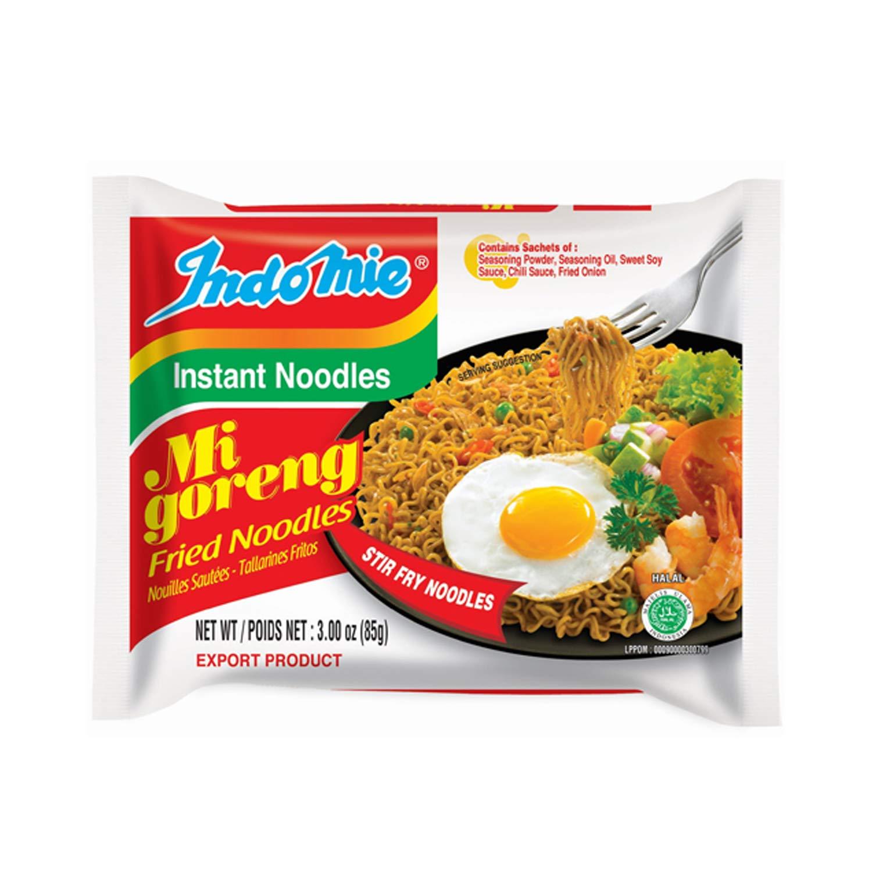 INDOMIE Instant Noodle Mi Goreng 80GR