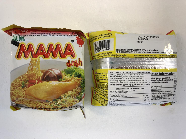 'MAMA Instant Noodles Chicken 60g