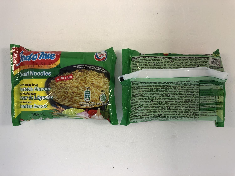 'INDOMIE Instant Noodle Vegetable 75g