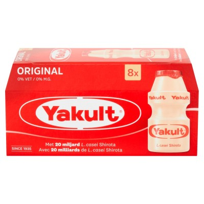 YAKULT Original 8 x 65ML å