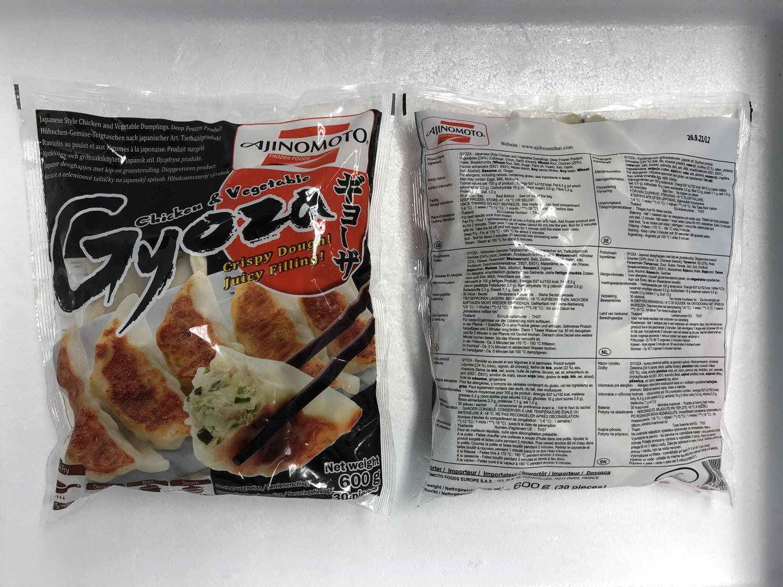 AJINOMOTO Chicken & Vegetable Gyoza 600g