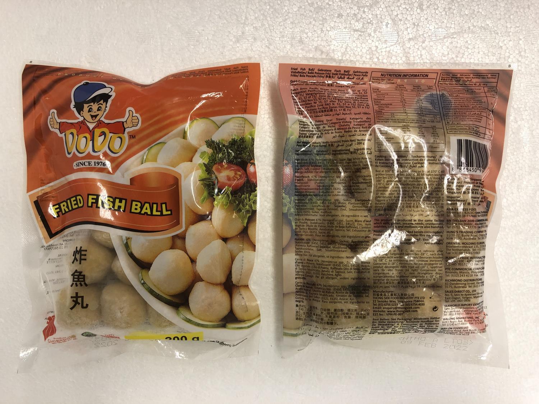 DO DO Fried Fish Ball 200g
