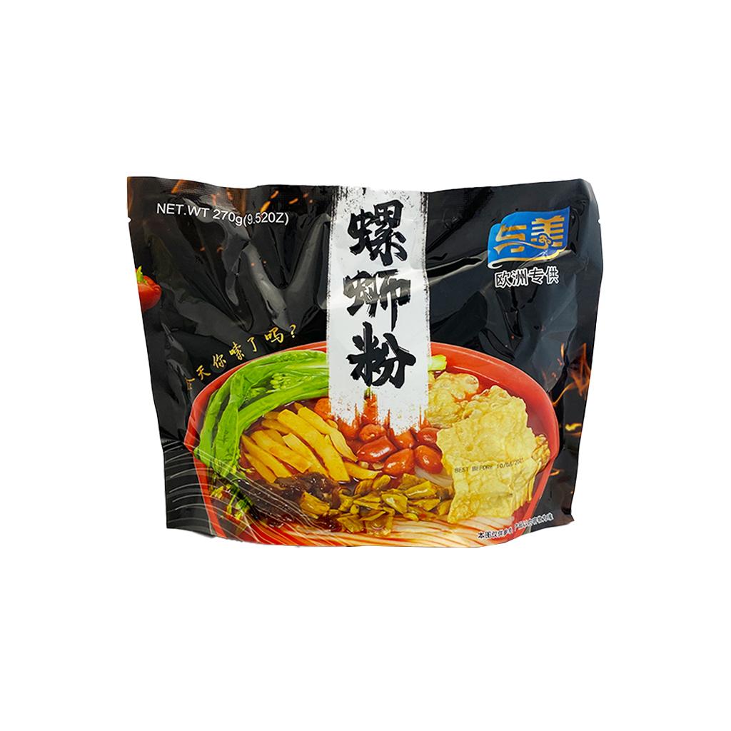YUMEI Liuzhou River Snail Noodles 270gr å