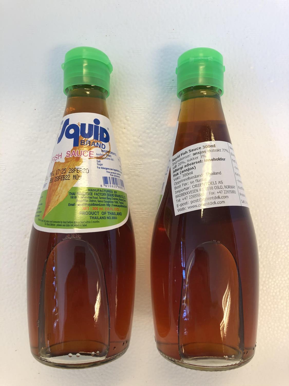 SQUID Fish Sauce 300ml